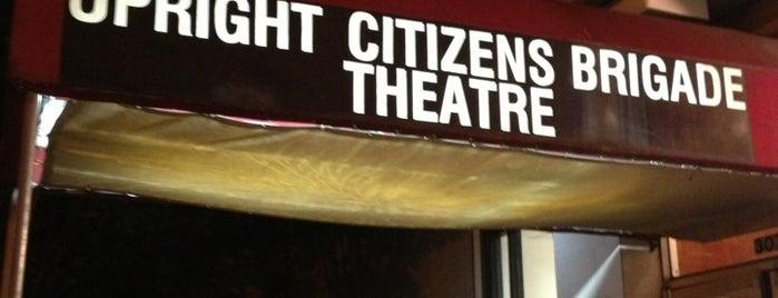 Upright Citizens Brigade Theatre is one of Manhattan!.