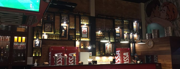 Bar da Devassa is one of สถานที่ที่ Greicy ถูกใจ.