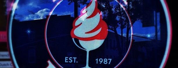 Tasti D-Lite is one of RubiNYC.