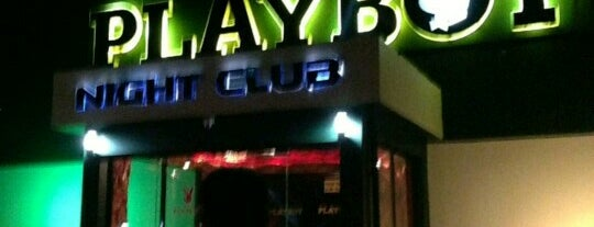 Playboy Night Club is one of Meskenler.