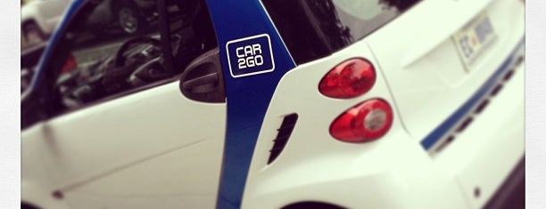car2go is one of DC Faves.