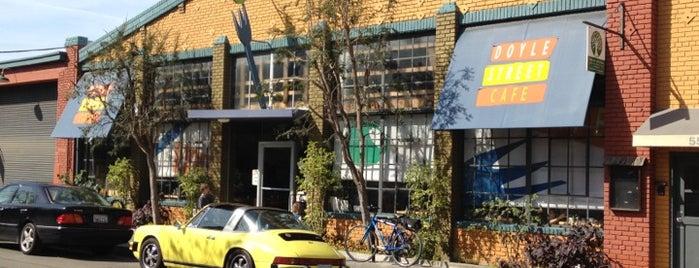 Doyle Street Cafe is one of Lugares guardados de Carl.