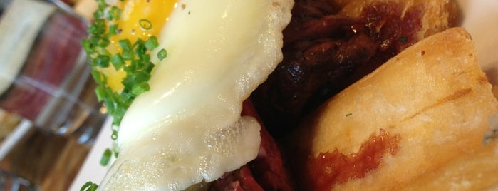 Macondo is one of Bottomless Brunches.