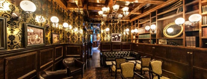 Manhattan Cricket Club is one of Speakeasy - Hidden spots.