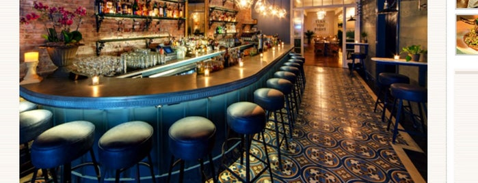 Bo's Kitchen & Bar Room is one of Manhattan bars.