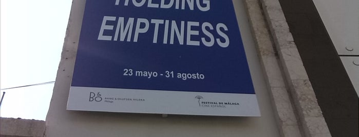 CAC Málaga - Centro de Arte Contemporáneo is one of Roさんのお気に入りスポット.