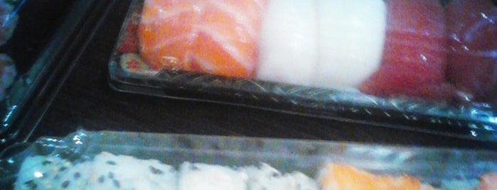 Miss Sushi is one of Ro'nun Beğendiği Mekanlar.
