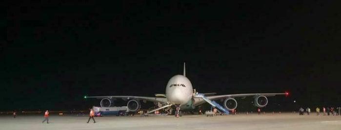 New Dalaman Airport Terminal (DLM) is one of Locais curtidos por Hülya.
