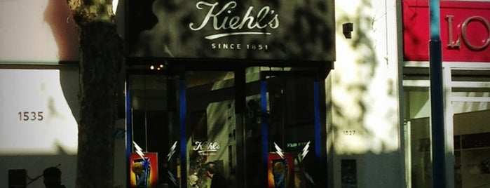 Kiehl's is one of BsAs.