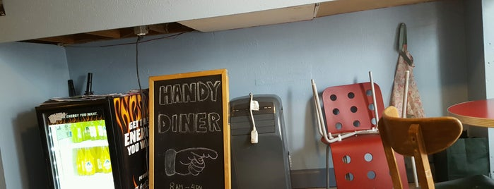Handy Diner is one of Denver TODO.