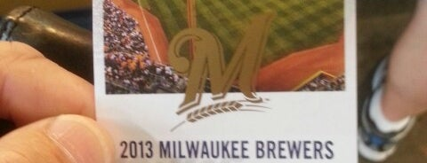 Miller Park is one of MLB.