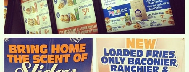 White Castle is one of Beforesquare I.