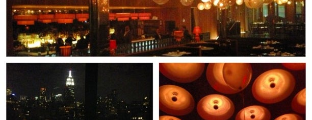 PH-D at Dream Downtown is one of Manhattan Favorites.