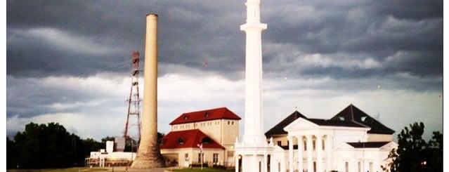 Louisville Water Tower Park is one of Best of Louisville.