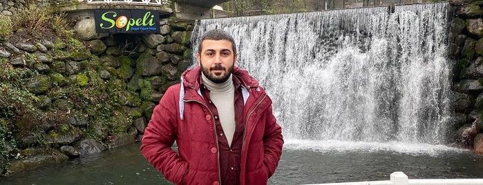 Sopeli Doğal Yaşam Köyü is one of Gidilecek.
