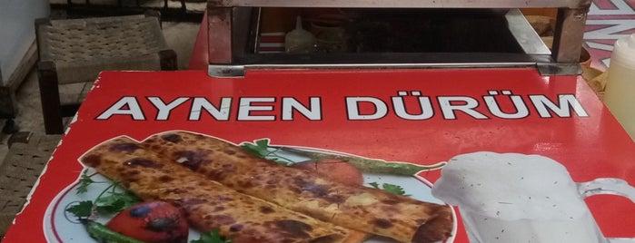 Aynen Dürüm is one of Seminさんの保存済みスポット.