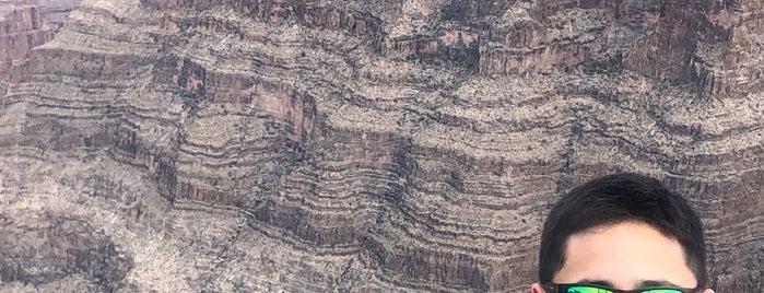 Grand Canyon National Park (West Rim) is one of Lieux qui ont plu à Jacobo.