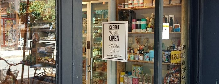 Carrot is one of Buenos Aires.