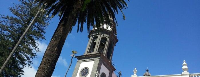 San Cristóbal de La Laguna is one of Islas Canarias: Tenerife.