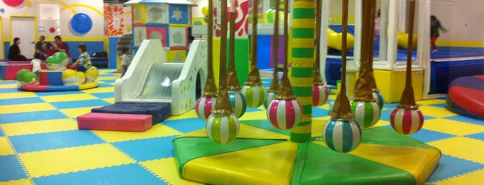Hop'n'Play is one of Baby Weekend Spots (1 year old).