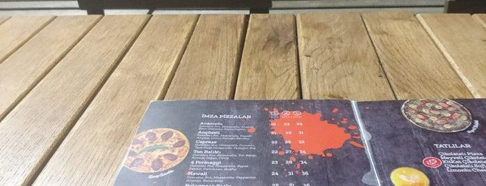 Pizza Il Forno is one of Locais curtidos por Banu.
