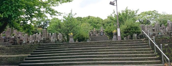 南洲公園・南洲墓地 is one of 西郷どんゆかりのスポット.