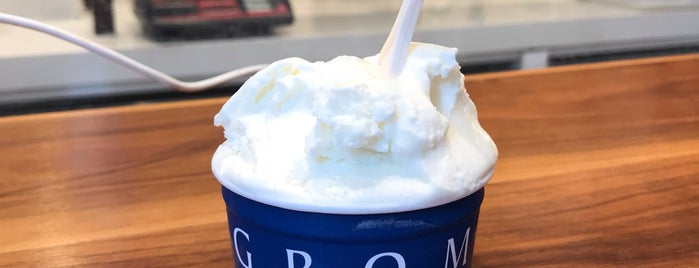 Grom is one of London favs.