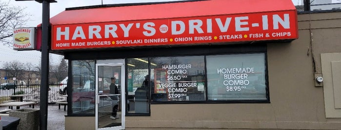 Harry's Drive-In is one of Toronto 2.