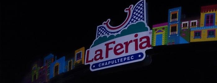 La Feria De Chapultepec is one of Lieux sauvegardés par Xiomi.