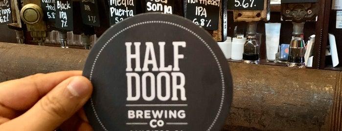 Half Door Brewing Company is one of Daniel : понравившиеся места.