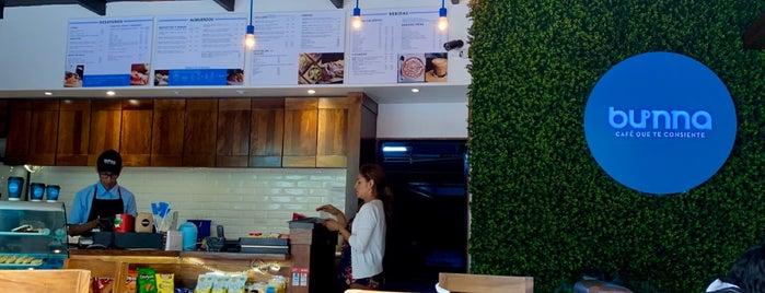 Bunna Café is one of Daniel 님이 좋아한 장소.