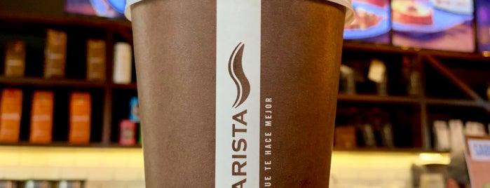 Café Barista is one of Daniel 님이 좋아한 장소.
