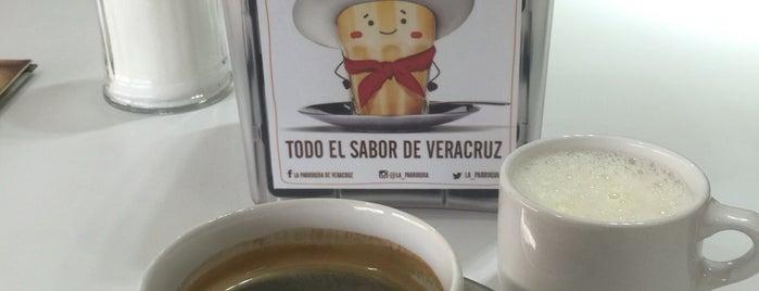 Gran Café de la Parroquia de Veracruz is one of Daniel : понравившиеся места.