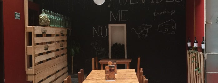 No Me Olvides is one of Restaurantes por visitar..