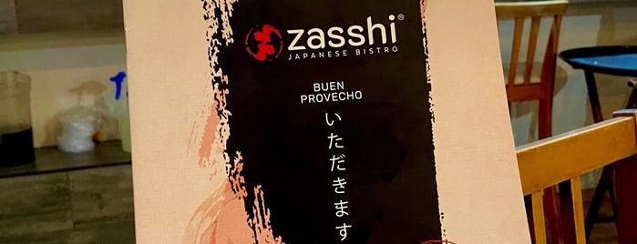 Zasshi Japanese Bistro is one of Mazatlán - 2020.