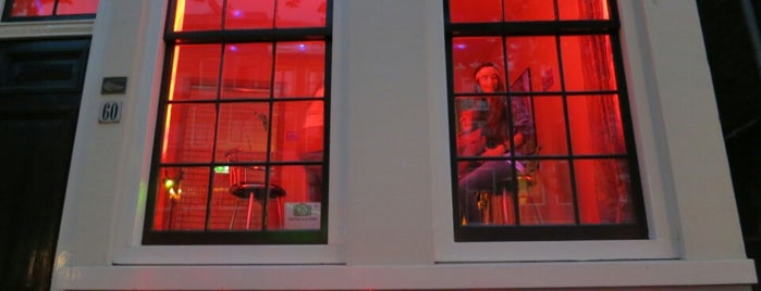Red Light Secrets – Prostitution Museum is one of All Museums in Amsterdam ❌❌❌.