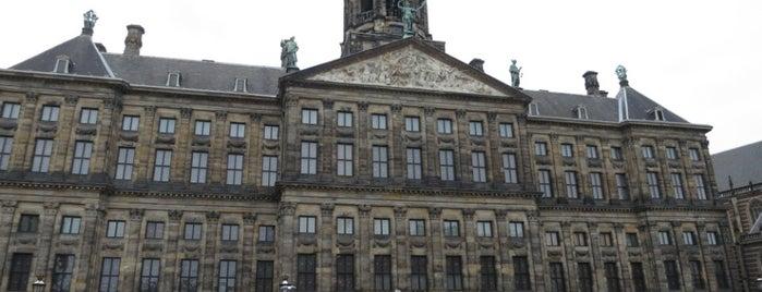 Palácio Real de Amsterdã is one of Amsterdam.