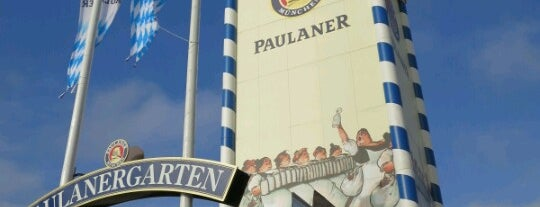 Paulaner Festzelt - Winzerer Fähndl is one of Martin 님이 좋아한 장소.
