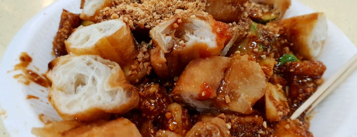 Brothers Rojak is one of Good Food Places: Hawker Food (Part I)!.
