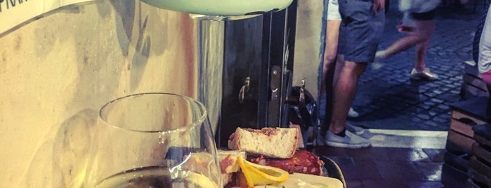 La Prosciutteria is one of Patas & Pizza.