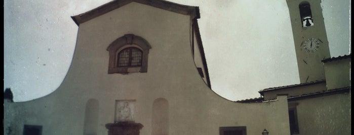 Piazza Desiderio Da Settignano is one of สถานที่ที่ Andrea ถูกใจ.