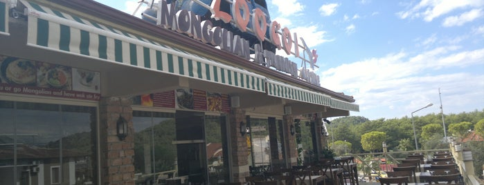 Zoogoi Mongolian & Turkish Cuisine is one of Fethiye.