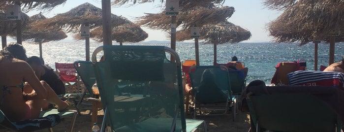 Καραβι Beach. Bar is one of Αξίζει σου λέω (Outdoors)!!!.