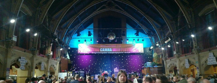Burton CAMRA Beer & Cider Festival is one of Carl 님이 좋아한 장소.