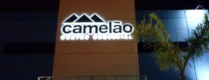 Centro Comercial Camelão is one of Tempat yang Disukai M.a..