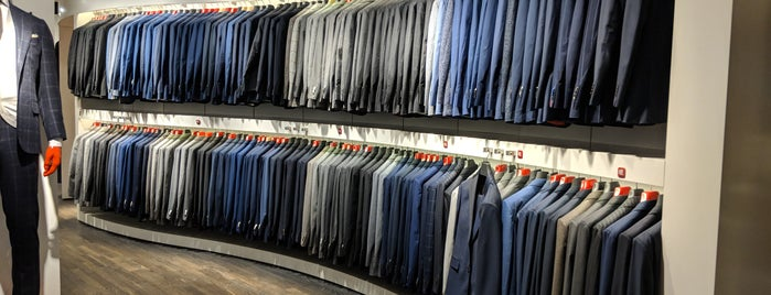 Suit Supply is one of Blazer Shopping.
