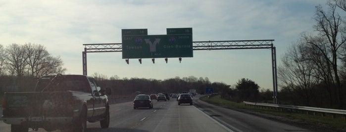 I-795 (Northwest Expressway) is one of Favorites.