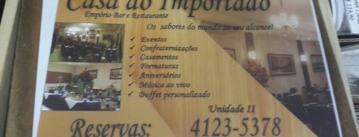 Casa do Importado is one of Ludmila: сохраненные места.