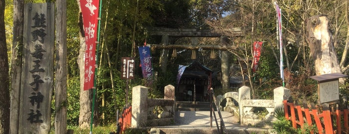 熊野若王子神社 is one of Lugares favoritos de Mike.
