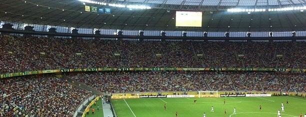 Arena Castelão is one of Estadios.